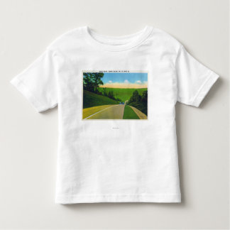 View of US Route 20 Toddler T-Shirt