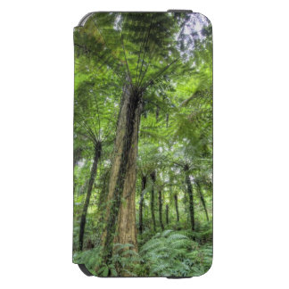 View of vegetation in Bali Botanical Gardens, Incipio Watson™ iPhone 6 Wallet Case