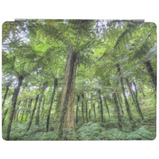 View of vegetation in Bali Botanical Gardens, iPad Cover