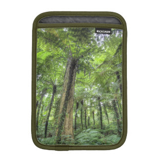 View of vegetation in Bali Botanical Gardens, iPad Mini Sleeve