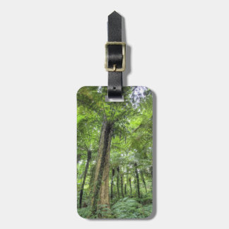 View of vegetation in Bali Botanical Gardens, Luggage Tag