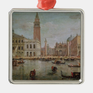 View of Venice, 1719 Christmas Ornament