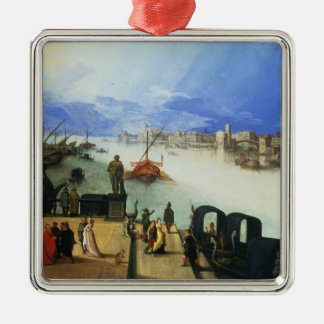 View of Venice Christmas Ornament