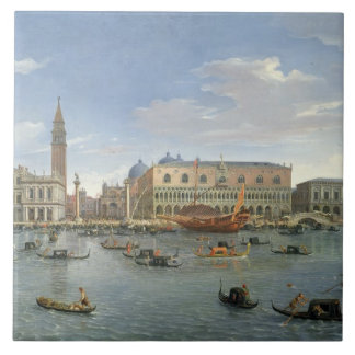 View of Venice from the Island of San Giorgio, 169 Tile
