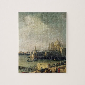 View of Venice Jigsaw Puzzle