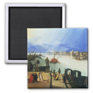 View of Venice Magnet