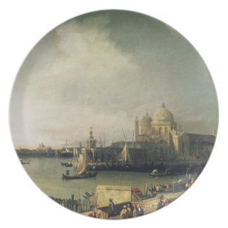 View of Venice Plate