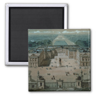 View of Versailles Magnet