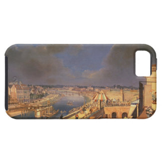 View of Vienna, 1819 (oil on canvas) iPhone 5 Case