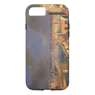 View of Vienna, 1819 (oil on canvas) iPhone 7 Case