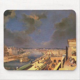 View of Vienna, 1819 (oil on canvas) Mouse Pad