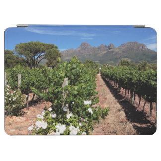 View Of Vineyards. Stellenbosch iPad Air Cover