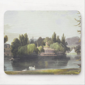 View of Virginia Water with Garden Temples, from ' Mouse Mat