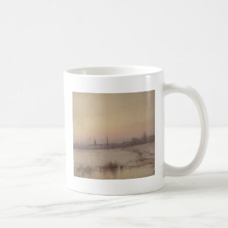 View of Washington, DC coming from Lincoln's Cotta Mug