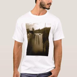 View of Waterfall T-Shirt