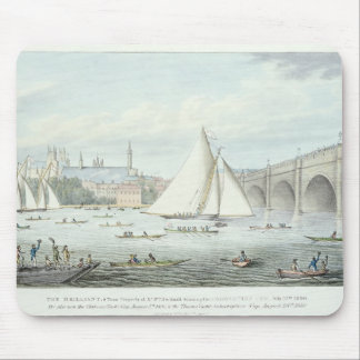 View of Westminster and the Bridge, with a Mouse Pad