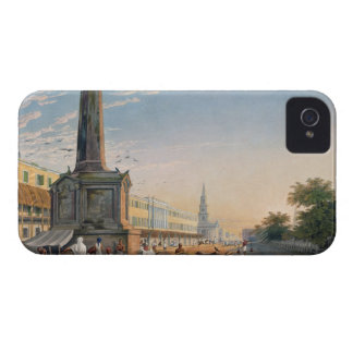 View of Writers Buildings from the Monument at the iPhone 4 Case-Mate Cases