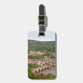 view over Heidelberg Luggage Tag