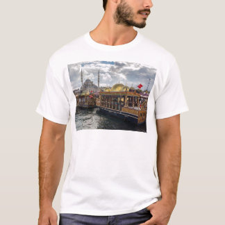 View to Istanbul (Turkey) T-Shirt