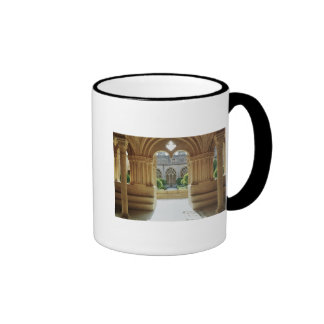 View towards the cloister from the Chapter Coffee Mugs