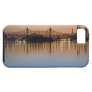 Viewed from Manhattan over the East River. iPhone 5 Covers