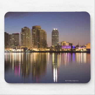 Viewed over The East River. Mouse Pad