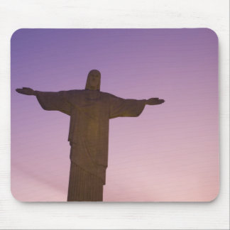 Viewpoint, Christ Statue at Corcovado, 704 Mouse Mat