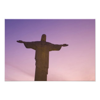 Viewpoint, Christ Statue at Corcovado, 704 Photo Print