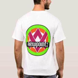 Viewpointz Logo Back T-Shirt