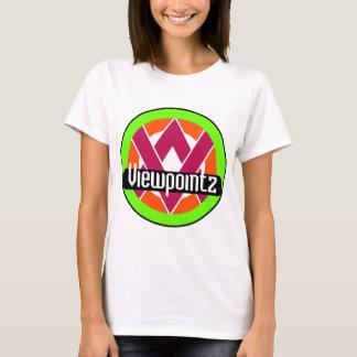 Viewpointz Logo Large T-Shirt