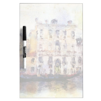 Views od Venice made in artistic watercolor Dry Erase Whiteboards