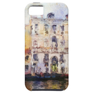 Views od Venice made in artistic watercolor iPhone 5 Case