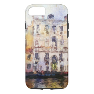 Views od Venice made in artistic watercolor iPhone 8/7 Case