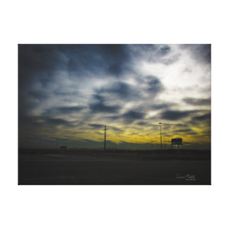 """Views of Arlington"" Canvas Print"