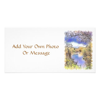 VIEWS OF ENGLAND CARD