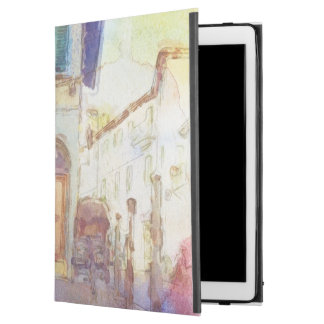 """Views of Florence made in artistic watercolor iPad Pro 12.9"""" Case"""
