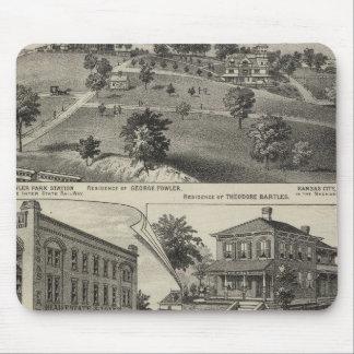 Views of Kansas City, Kansas Mouse Pad