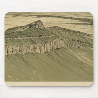 Views of the Marble Canyon Platform Mouse Pad
