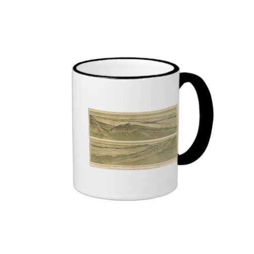 Views of the Marble Canyon Platform Coffee Mugs