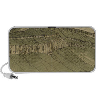 Views of the Marble Canyon Platform Laptop Speakers