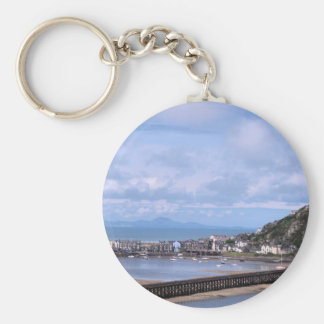 VIEWS OF WALES KEY RING