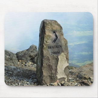 VIEWS OF WALES MOUSE PAD