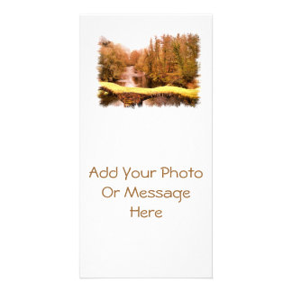 VIEWS OF WALES PERSONALISED PHOTO CARD