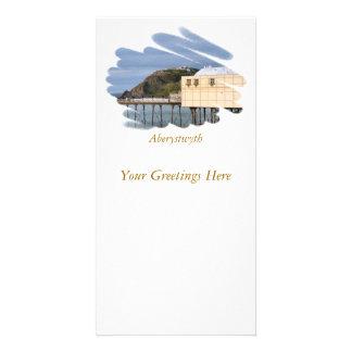 VIEWS OF WALES PHOTO CARD