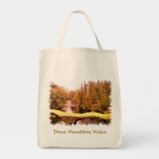 VIEWS OF WALES TOTE BAG