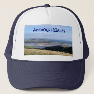 VIEWS OF WALES TRUCKER HAT