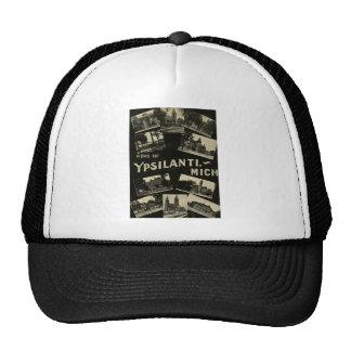 Views of Ypsilanti Michigan - Vintage Cap