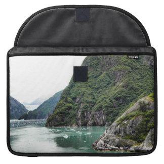 Views Through a Fjord Macbook Sleeve