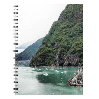 Views Through a Fjord Notebook