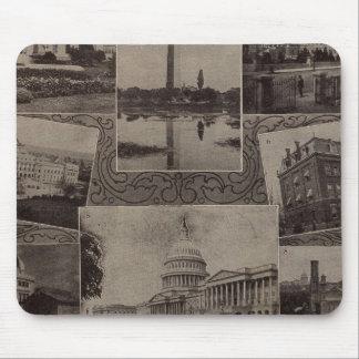 Views Washington, DC Mouse Pad